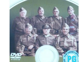 DAD'S ARMY のdvd.JPG