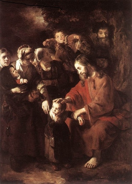 Nicolaes_Maes_-_Christ_Blessing_the_Children_-_WGA13814 - コピー.jpg